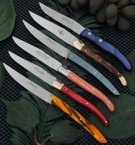deep france, laguoile knives