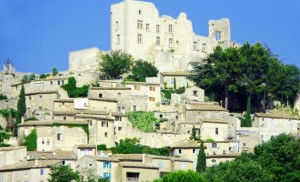 french villages, french hilltop villages, french country villages
