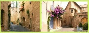 medieval villages france