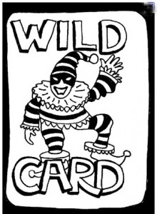 "< img src=/""wild-card.jpg""alt=""wildcard""/>"