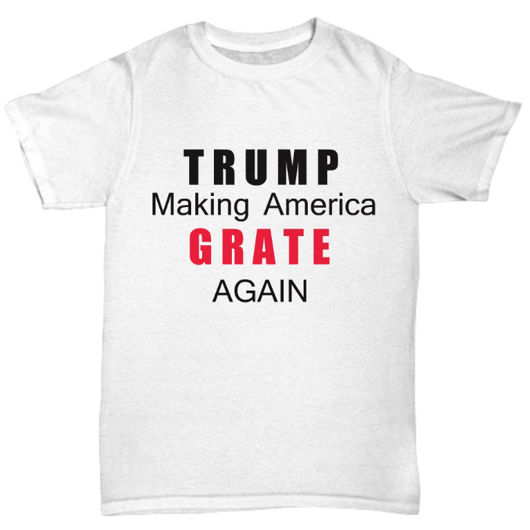 trump making america grate